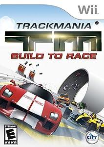 TrackMania: Build to Race - Nintendo Wii