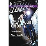 Cavanaugh on Duty | Marie Ferrarella