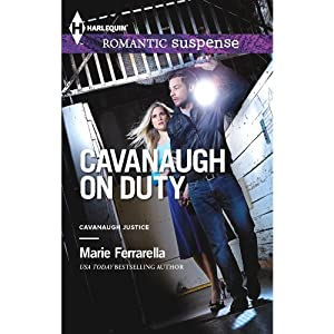 Cavanaugh on Duty | [Marie Ferrarella]