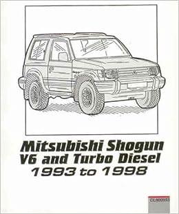 Mitsubishi Shogun Image
