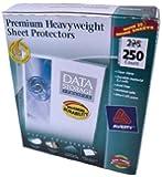Avery Top Loading Clear Sheet Protectors, Heavyweight, 250 per Box #76006