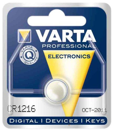 VARTA Varta CR2025 pile bouton au lithium 2x 5 blister, 170mAh
