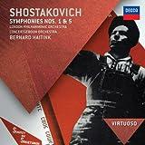Shostakovich: Symphonies Nos.1 & 5 (Virtuoso series)