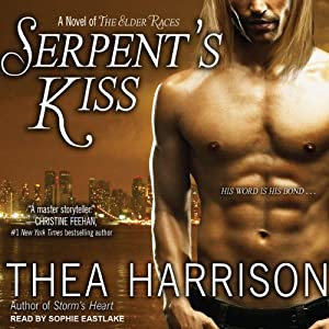 Serpent's Kiss: Elder Races Series #3 | [Thea Harrison]