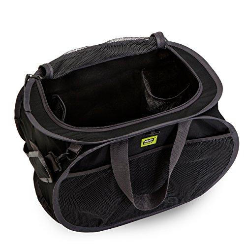 Pro-Mart DAZZ Pop-Up Organizer with Shoulder Strap, Black (Dazz Organizer compare prices)