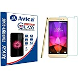 AVICA 2.5D Curve Premium Tempered Glass Screen Protector For Lava X46