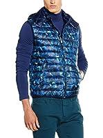 Trussardi Jeans Chaleco (Azul)