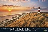 Meerblicke - Nord- und Ostsee 2017: PhotoArt Panorama Kalender