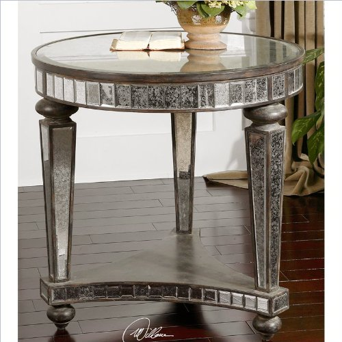 Uttermost 24235 Sinley Accent Table