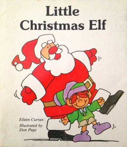 Little Christmas Elf (Giant First Start Reader Series)