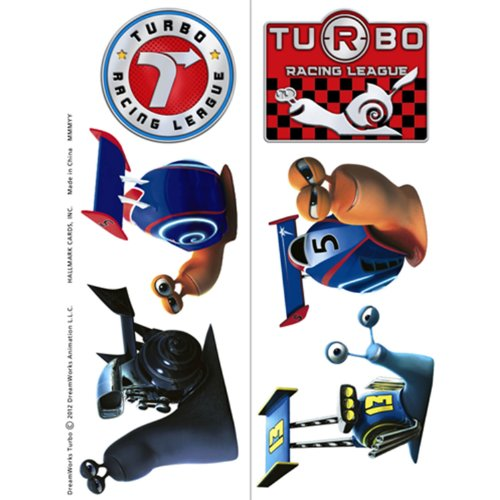 Turbo Tattoo Sheets (2) - 1