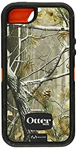 OtterBox Defender for iPhone 5 - Realtree Camo - Bulk Packaging (Case Only)