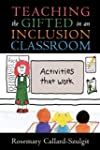 Teaching the Gifted in an Inclusion C...