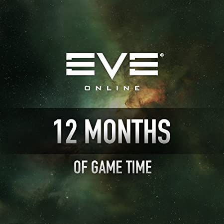 12 Months Subscription: EVE Online [Instant Access]