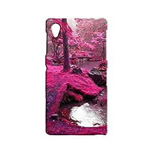 G-STAR Designer 3D Printed Back case cover for Sony Xperia Z1 - G7698