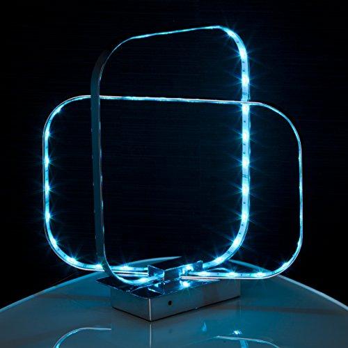 preisvergleich lichtobjekt 12w led rgb tischleuchte mit. Black Bedroom Furniture Sets. Home Design Ideas