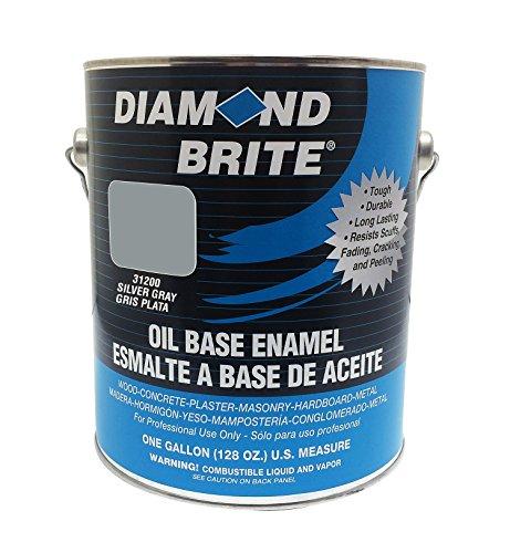 diamond-brite-paint-31200-1-gallon-oil-base-all-purpose-enamel-paint-silver-grey