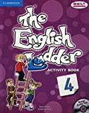 Susan House The English Ladder Level 4 Activity Book with Songs Audio CD