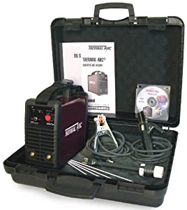 Thermadyne W1003202 95 Amp Stick/Lift TIG Welding System by Builders World Wholesale Distribution