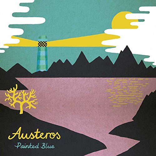 Album Art for Painted Blue by Austeros