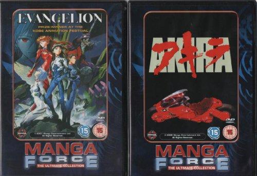 Akira / Evangelion (manga)