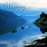 Norway 2014 Wall Calendar