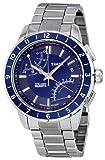 Timex Men's T2N501 Intelligent Quartz SL Series Fly-Back Chronograph Blue Dial Bracelet Watch