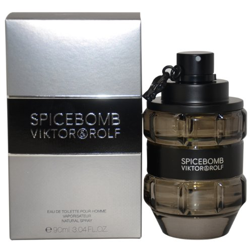 Viktor & Rolf Spicebomb Eau De Toilette Spray for Men