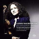 Beethoven : Concerto pour violon & 2 Romances