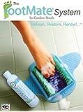 FootMate System Foot Massager, Blue, 1-Count