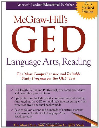 McGraw-Hill's GED Language Arts, Reading