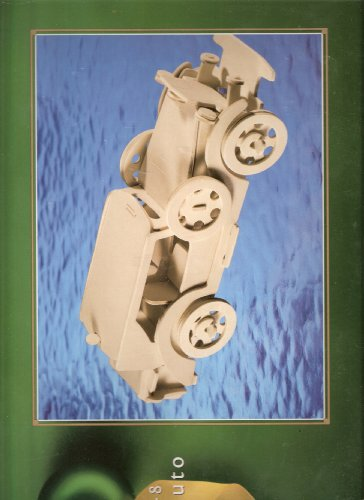 Ford V-8 Wood Auto Kit - 1