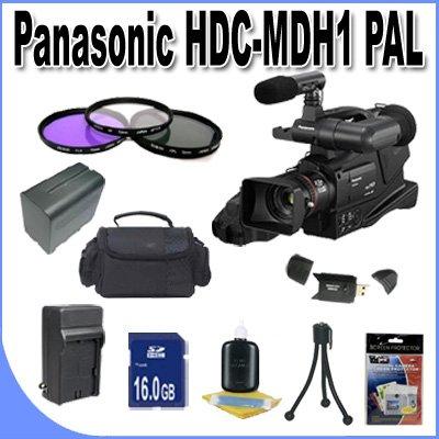 Panasonic HDC-MDH1 AVCHD Camcorder (PAL) + 16GB