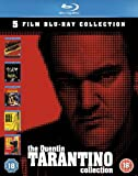 Quentin Tarantino Collection (Reservoir Dogs, Pulp Fiction, Jackie Brown, Kill Bill Vol. 1, Kill Bill Vol. 2) [Blu-ray]