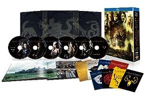 ゲーム・オブ・スローンズ 第一章:七王国戦記 ブルーレイ コンプリート・ボックス(初回限定生産) [Blu-ray]
