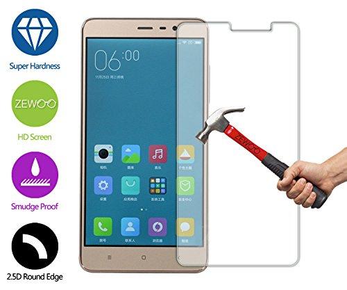 Per Xiaomi Redmi Note 3 / Note 3 Pro (5,5 Pollici) Pellicola Protettiva ZeWoo® Protezione dello Schermo in Vetro Temperato (9H *2.5D, 0,33mm)