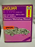 Haynes Jaguar Xke Owners Workshop Manual No 140: 1961 1972