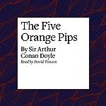 The Five Orange Pips | Arthur Conan Doyle