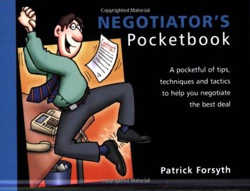 Negotiator's (The Pocketbook) PDF