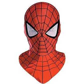 Disguise スパイダーマン デラックス 大人用マスク