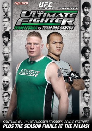 UFC: The Ultimate Fighter - Series 13 - Team Lesnar vs Team Dos Santos [DVD]