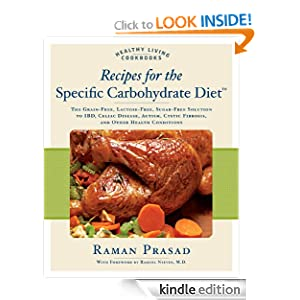 Reciies for the Specific Carbohydrate Diet