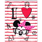 minnie mouse school folder