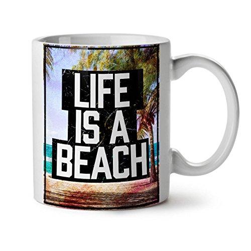 life-is-a-beach-holiday-sun-white-tea-coffee-ceramic-mug-11-oz-wellcoda