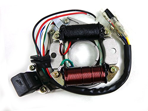 ignition stator magneto plate alternator atv 50 70 90 110cc taotao sunl jcl car stuff market
