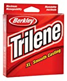 Berkley Trilene XL Smooth Casting Monofilament 300 Yd Spool(8-Pound,Low-Vis Green)