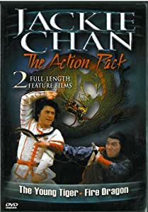 Jackie Chan - The Young Tiger & Fire Dragon