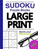 Sudoku Puzzle Books Large Print: Large Print The Must Have 2016 Easy, Medium to HARD Puzzles for Adult : Sudoku Puzzle book for sharpening concentration and reasoning skills