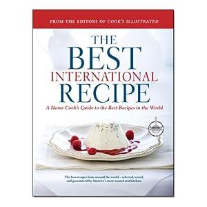 The Best International Recipe America's Test Kitchen