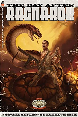 Day After Ragnarok Savage Worlds (AOP2003)